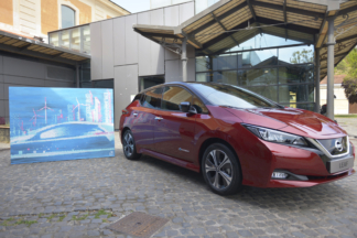 Nissan Leaf  Copia